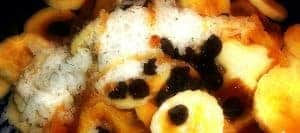 LunaGrown Jam and Waffles