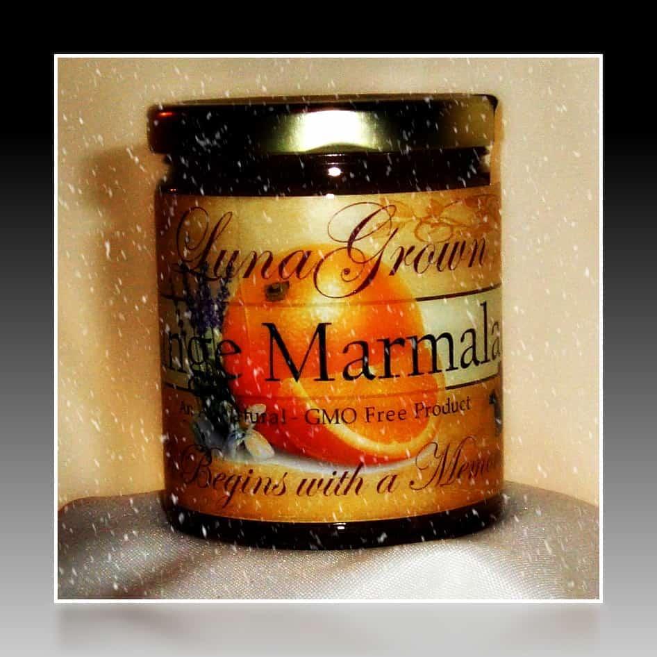 Orange Lavender Marmalade