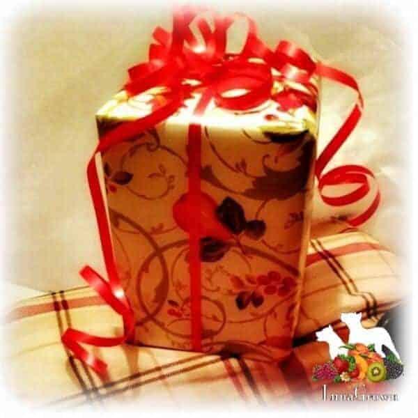 LunaGrown Spring Gift Wrap